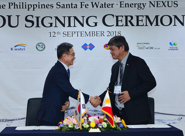 K-water Helping New and Renewable Energy SMEs Advance into the Philippine Market