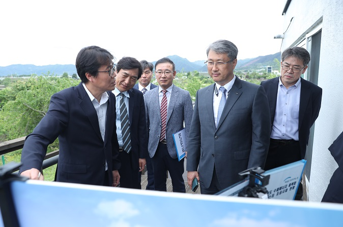 CEO visits Chuncheon