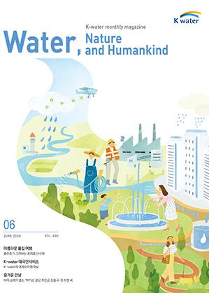Water, Nature and Humankind, 2020.06